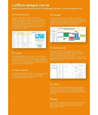 Depliant NethService - Standard
