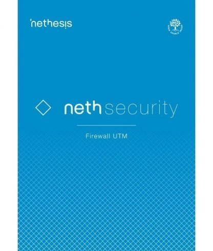 Depliant NethSecurity - Standard