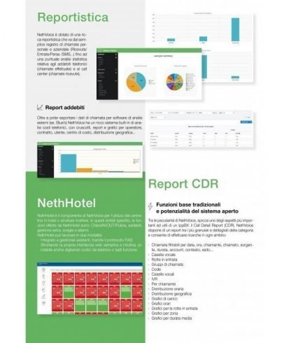 Depliant NethVoice - Standard