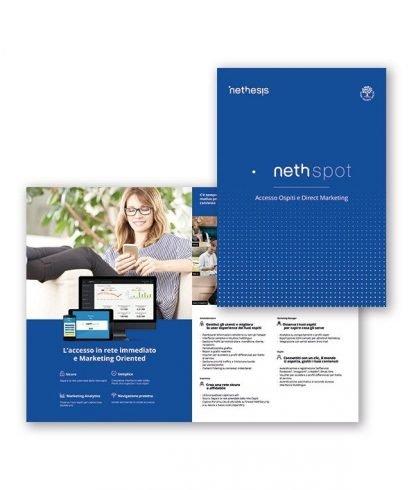 Depliant NethSpot - Standard